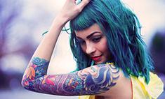 Бить или не бить: 7 дурацких мифов о татуировках