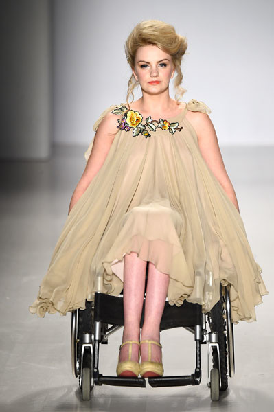 Показ FTL Moda на Неделе моды в Нью-Йорке
