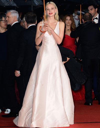 Кэри Маллиган (Carey Mulligan) на 66-ом Каннском кинофестивале