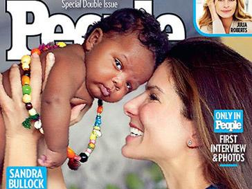 Сандра Балок (Sandra Bullock) собирается усыновить второго ребенка