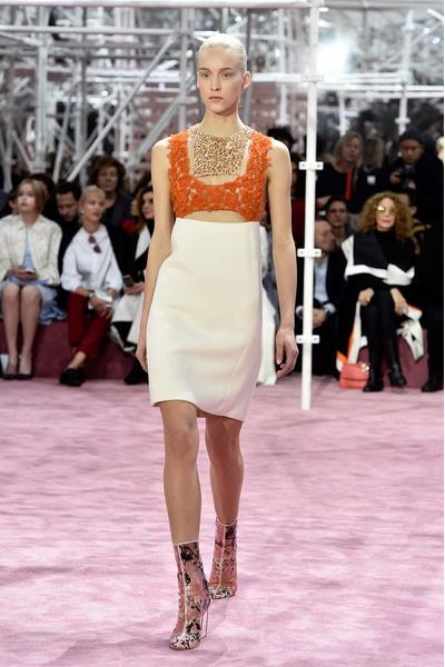 Показ Dior Haute Couture   галерея [1] фото [12]