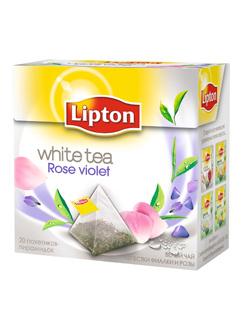 белый чай, зеленый чай, чай Lipton, чай в пирамидках, польза чая, новый продукт, новая коллекция