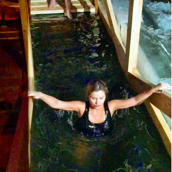 Крещение 2015, Ольга Орлова