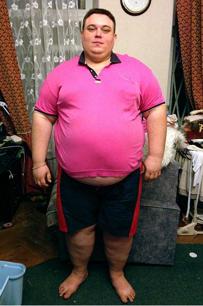 Взвешенные люди на СТС второй сезон: участники из Петербурга, Дмитрий Шарейчук, фото