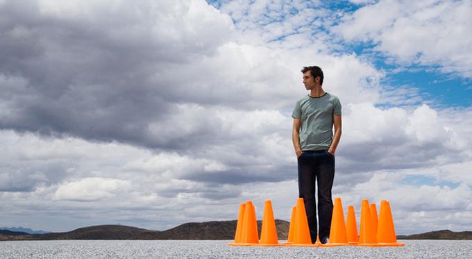 Cтремление избежать риска может быть опаснее, чем сам риск