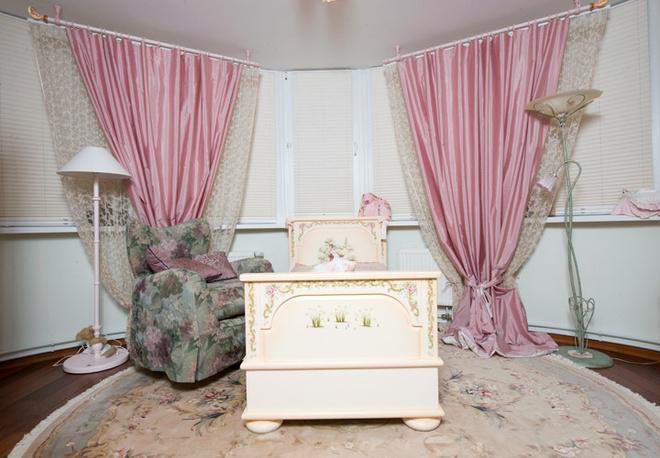 Комната младшей дочери Эммы.