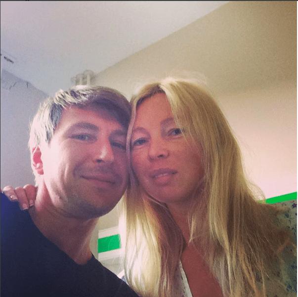 Алексей Ягудин опубликовал снимок УЗИ второй дочки