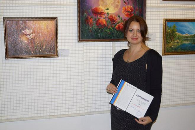 Виктория Богомолова