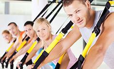 Новинка фитнеса – тренировки на петлях TRX