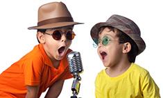 Голосуем за фото поющих детей Новокузнецка. Голосование завершено!