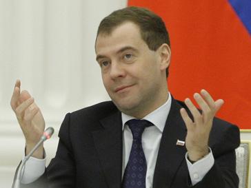 Дмитрий медведев раздал заслуженные награды