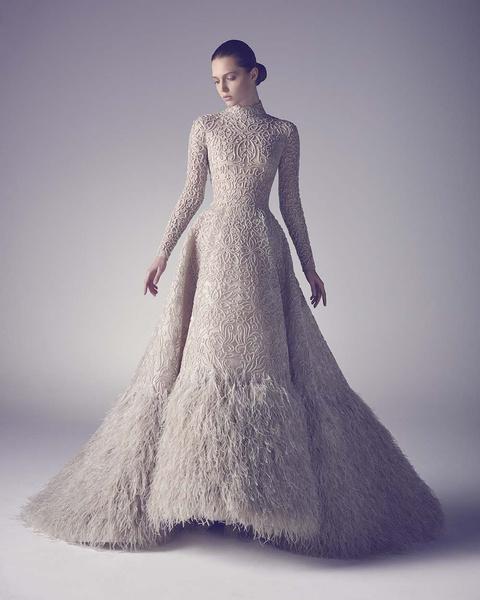 ЗАМУЖ НЕВТЕРПЕЖ: 10 самых красивых свадебных коллекций сезона | галерея [1] фото [14]