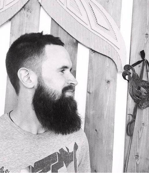 Самые брутальные мужчины с бородами
