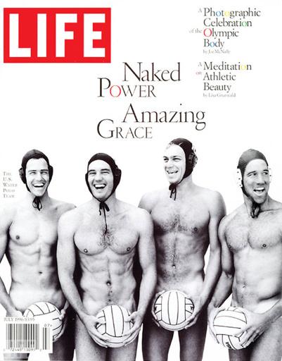 Команда США по водному поло, 1996 год