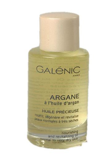 Драгоценное масло Argane, Galenic.