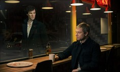 В сети появился первый кадр из нового сезона «Шерлока»