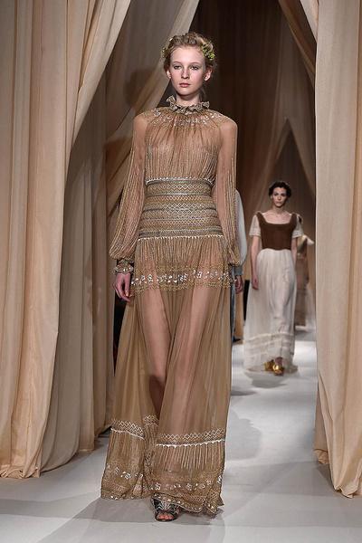 Показ Valentino Haute Couture | галерея [1] фото [29]