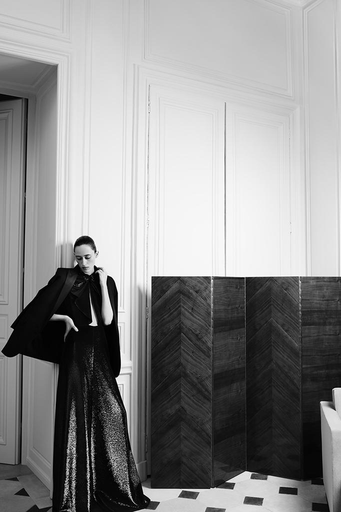 Кутюрная коллекция Yves Saint Laurent