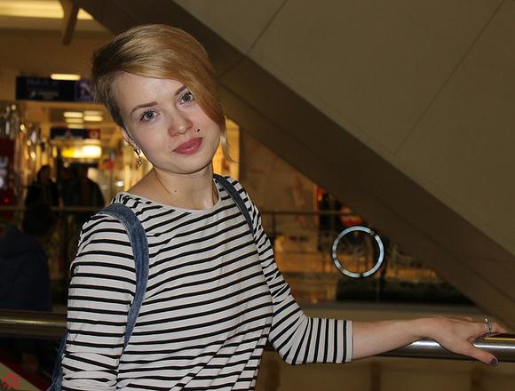"Кристина Трускова, кастинг ""Миссис Екатеринбург 2016"", фото"