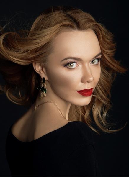 Анастасия Медведева - красноярская актриса