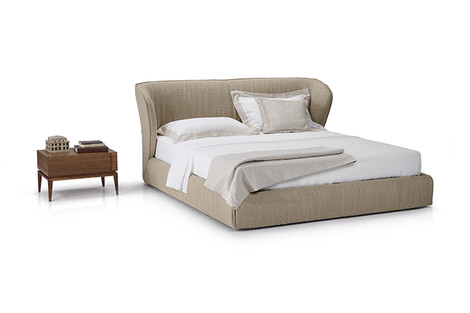 Компания NATUZZI представила коллекцию кроватей | галерея [1] фото [6]