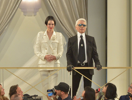 Казино Рояль: показ Chanel Haute Couture
