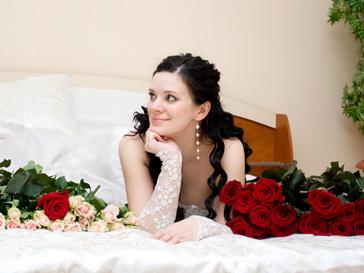 Невеста в ожидании жениха