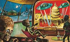 художник недели фантастика палп нормана саундерса создателя марс