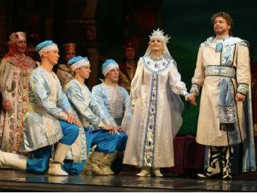 Театралы неоднозначно оценили новую постановку «Руслана и Людмилы»