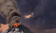Облако пепла от исландского вулкана достигло Дальнего Востока