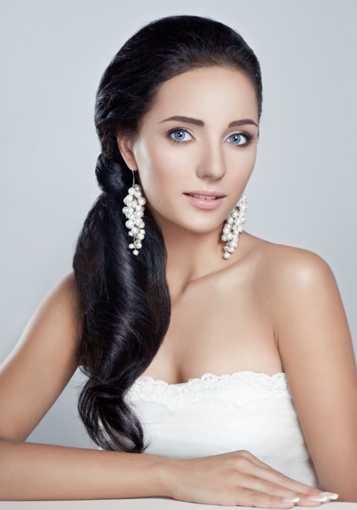 Идеальный свадебный макияж | Красота на Elle.ru