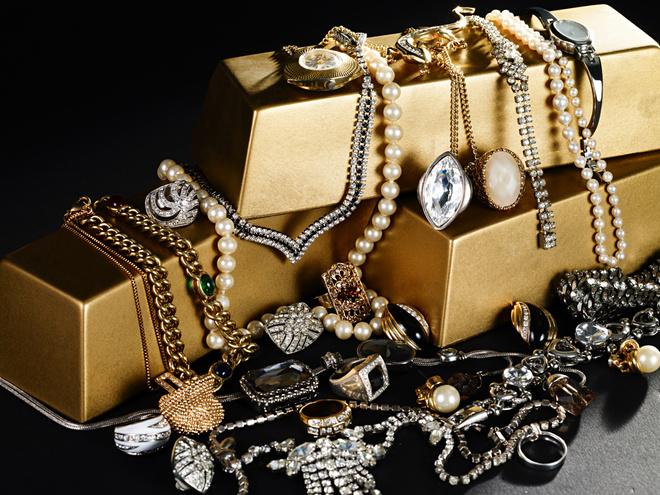 Золотая мода