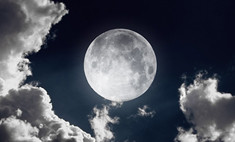 Какого цвета луна: почему она не стала голубой