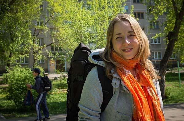 Елизавета Топоркова