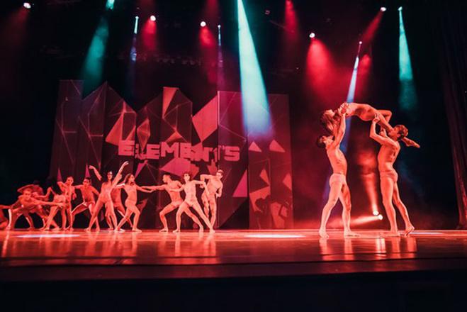 балет FLEXX