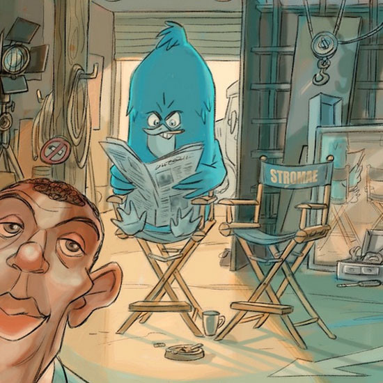 Stromae Сarmen видео клип, проблема интернет зависимости