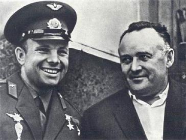 Юрий Гагарин, Сергей Королев, космос, космонавт, театр, Лондон