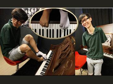 пианист музыкант