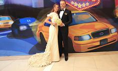 Знаменитости на свадьбе Юлии Савичевой