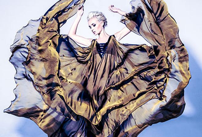 Полина Гагарина Евровидение-2015 фото