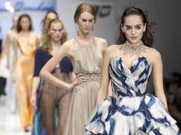 Неделю российской моды возглавит марка Mercedes-Benz