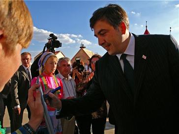 Михаил Саакашвили вводит новый школьный предмет