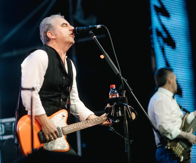 Концерт группы «Чайф» в Воронеже