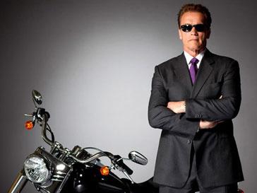 Арнольд Шварценеггер (Arnold Schwarzenegger) вернется в кино-бизнес