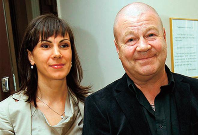 Сергей и Анна Селины