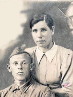 Юля Ковальчук, прадед Юлии Ковальчук, бессмертный полк