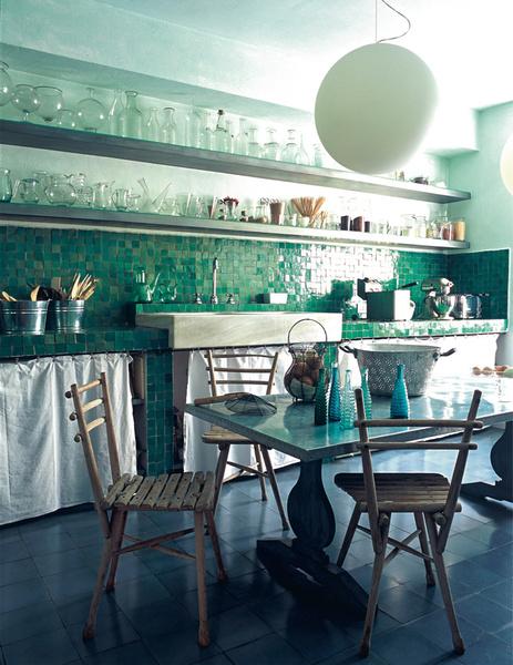 Средиземноморский стиль в интерьере: декор, советы   галерея [1] фото [6]