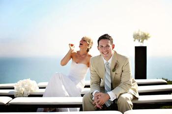 Свадебное фото Jasmine Star.