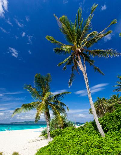 Puka Beach - Пляж Пука, остров Боракай, Филиппины