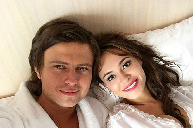 Прохор Шаляпин и Анна Калашникова фото